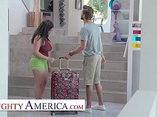Misbehaving America - Gabriela Lopez compensates her friend's retrench