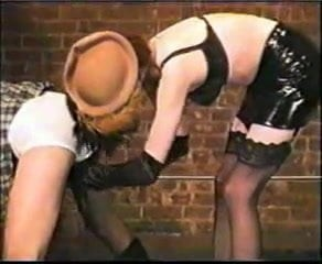 Ballbusting Tied Racking Testicles, CBT
