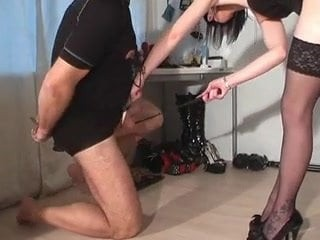 Abiding CBT increased by Ballbusting