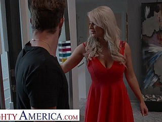 Spoilt America London Brooklet fucks son's friend
